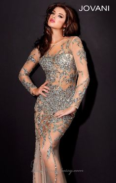AMAZING EVENING SEQUINS DRESSES