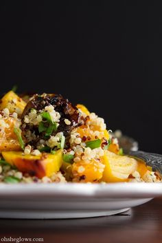 Golden Beet Salad with Shallots, Parsley, and Orange Miso Dressing