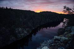 Julma-Ölkky, Kuusamo, Finland..