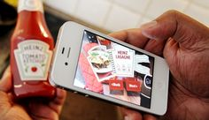 Heinz / Blippar Augmented Reality