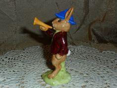 $24.99 obo + FREE SHPG!  VTG Royal Doulton BUNNYKINS FIGURINE Ca 1974 RISE AND SHINE - DB11!  Found on @eBay! http://r.ebay.com/rW8z8o