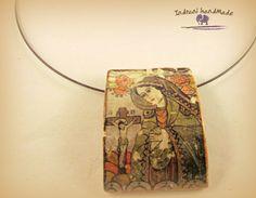 Indrani Handmade Polymer Clay Jewelry, Handmade, Fimo, Hand Made, Handarbeit