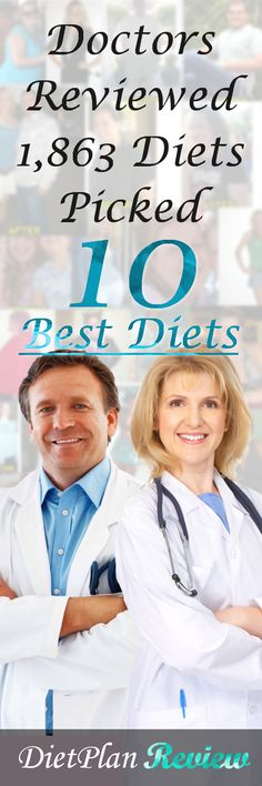 the Dictors had Picked 10 Best Diet Plans to Lose Weight for You, Make 2016 Your Life-Changing Year. Start Losing Today! #DietPlanstoLoseWeight