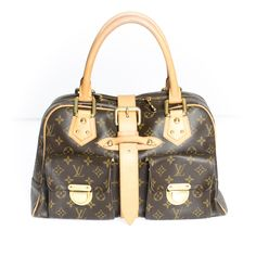 f286673184823 Louis Vuitton Manhattan Bag - Monogram Canvas Available at Secondella for  785