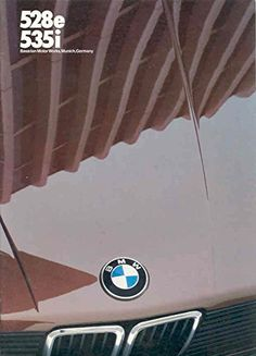 1986 BMW 528E 535i Sales Brochure for USD14.99 #Brochure  Like the 1986 BMW 528E 535i Sales Brochure? Get it at USD14.99!