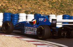 Michael Schumacher, Ligier JS39B - Renault RS6 V10, 1994 Portugal Test Session, Autódromo do Estoril