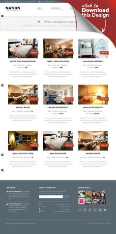 Nation Hotel - Responsive WordPress Theme accommodation, apartment, B&B, booking, holiday, hostel, hotel, inn, motel, reservation system, resort, responsive, tourism, travel, vacation Nation Hotel is a responsive WordPress theme created by using latest HTML5 and CSS3 techniques and specially designed for Hotels, Motels, B&B, Guest House, Hostels and any other hospitality businesses. This theme includes all that you need to quickly launch ful...