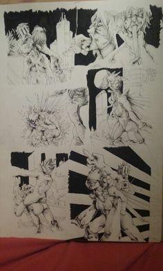 Short comic page 3