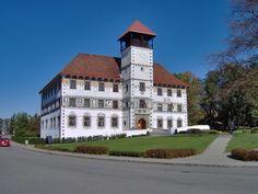 Česko, Stará Ves nad Ondřejnicí - Zámek