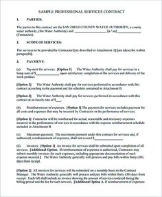 4 sample subcontractor agreementreport template document.html