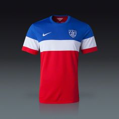 Nike USA Away Jersey 2014 - World Cup