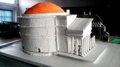 Our miniature pantheon d' rome