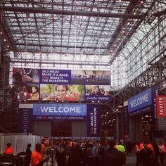 The 2013 New York City Marathon Expo