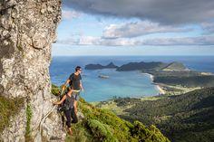 Seven Peaks Walk, Lord Howe Island. Brand new Australian Great Walk!