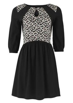 People Tree   Page Floral Dress