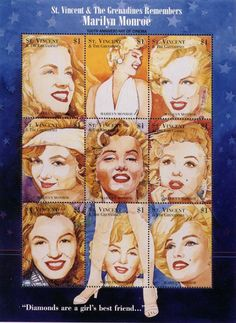 MONROE STAMPS