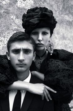 'Once Upon A Time In Sicily'   by Giampaolo Sgura For Vogue Japan   October2012