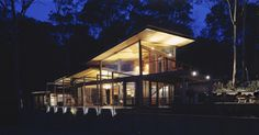 Bowen Mountain #Residence by CplusC Architectural Workshop | Murray Fredericks #Architects