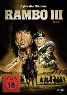Rambo III * IMDb Rating: 5,4 (53.166) * 1988 USA * Darsteller: Sylvester Stallone, Richard Crenna, Marc de Jonge,