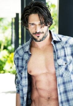 Joe Manganiello, my new man crush
