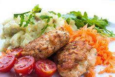 Fiskekaker - chezENGH Tandoori Chicken, Eggs, Breakfast, Ethnic Recipes, Food, Morning Coffee, Egg, Meals, Egg As Food