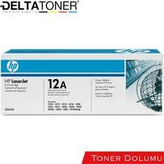 Hp 12A Toner Dolum l Hp Q2612A Toner Dolum