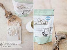 BLISS AND TELL BRANDING COMPANY ::: design, branding & packaging for miss mustard seeds milk paint www.blissandtellbrandingcompany.com