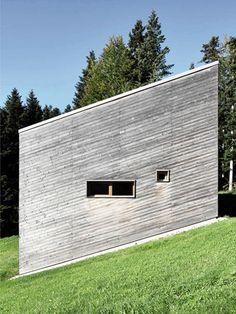 Yonder Architektur und Design Ferienhaus Krumbach