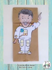 Mae Jemison Puppet ! Enter for your chance to win. Mae Jemison Puppet  (11 pages) from My Book Boost on TeachersNotebook.com (Ends on on 02-25-2017) This Mae Jemison paper bag puppet is a great activity to learn more about the first African American woman astronaut. Brainstorm what Ms. Jemison might say. Then, make your puppet. Especially great for Black History Month in February as well as Women's History Month in March..