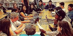 Meaningful academic conversation makes for sticky learning, but most students don't bring a high proficiency in the needed skills to the classroom. Expert Jackie Walsh describes a step-by-ste…
