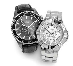 Win a his and hers watch set from Sterns Future Goals, Casio Watch, Watches, Accessories, Clocks, Clock, Ornament