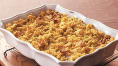 Top ten stuffing recipes - With a few ingredients, you can take your stuffing from traditional to terrific!