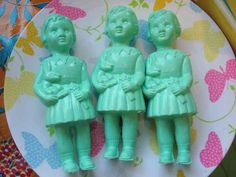 Clonette dolls at 魔女卵 / Majyoran   Sapporo