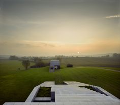 Flint House | Waddesdon, Buckinghamshire, UK | Skene Catling de la Peña | photo © James Morris