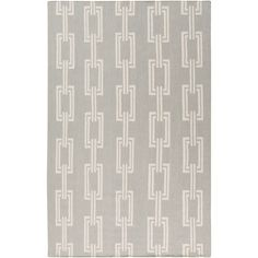 Boardwalk Rug in Gray