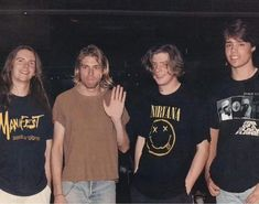 A forum dedicated to preserving the history and legacy of the band Nirvana. Nirvana Kurt Cobain, Foo Fighters, Nirvana Frases, Nirvana Lyrics, Johnny Depp, Smells Like Teen Spirit, Music Aesthetic, Aesthetic Space, We Will Rock You