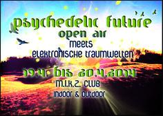 Open Air Start 19.04 / 12:00 - 20.04 / 13:30 Club Start: 19.04 / 23:39   liken & sharen THANX  wir sehen uns am 19.04  EVENT_FACEBOCK: http://on.fb.me/QYzWWd EVENT_ GOABASE: https://www.goabase.net/77959