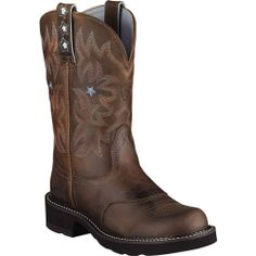 10001132 Womens Fatbaby Western Ariat Boots