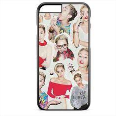 Miley Cyrus College TATUM-7236 Apple Phonecase Cover For Iphone SE Case
