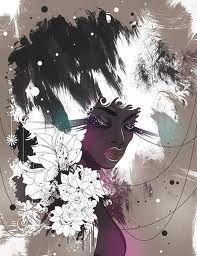 blackwoman painting