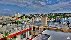 Okinawa rooftops