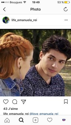 #maggieandbianca #jorge #maggie #france Friends Fashion, Tvs, Ideias Fashion, Snacks, Couples, Cute Boys, Girls, Just Friends, Accessories