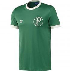 Adidas lança linda camisa retrô do Palmeiras - http://www.colecaodecamisas.com/adidas-lanca-linda-camisa-retro-do-palmeiras/