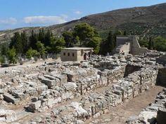 Cnossos, le mythe du labyrinthe
