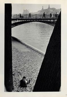 """André Kertész (Image taken from """"André Kertész: J'aime Paris"""