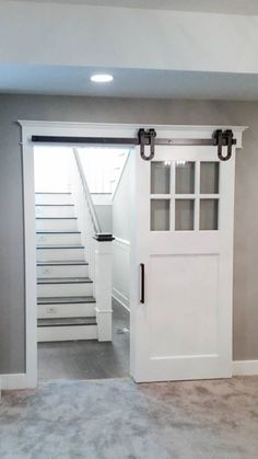 In case you missed this door the first time around, were celebrating #tbt with this barn door featuring our Horsehoe hardware https://rusticahardware.com/horseshow-w-bar-barn-door-hardware/
