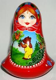 collectible stacking doll