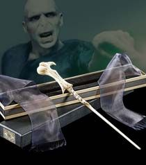 Voldemort's Wand with Ollivanders Box :D