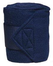 Fleecebandage 4-pack - Produktvy - Välkommen till Dogman - Fleecebandage 4-pack