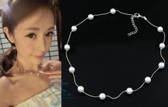 Kalung Fashion Korea Multi Mutiara